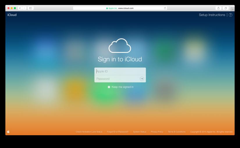 iCloud Fotos: Sync extrem langsam